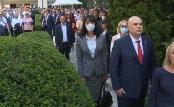 Гешев пред прокурорите в Бояна: Ще ви кажа защо сме мафия. Защото внесохме в тъмнината светлина