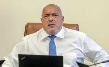 Борисов: Държавата е пред катастрофа. Христо Иванов иска да даде еднолична власт на Радев