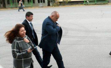 """Отмениха карантината на контактните Борисов и Севделина Арнаудова след 1 ден """"изолация"""""""