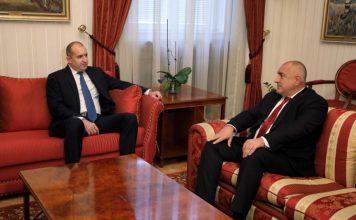 """Радев към Борисов: Имаше съпротива на правителството срещу """"Три морета"""""""