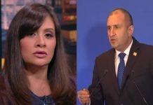 Мариана Попова към президента: Румене, моля те, спаси България!