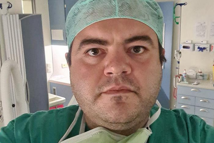 """Последните думи на един лекар от Пловдив: """"Добре съм, обичам те"""""""