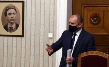 Радев призова българите в чужбина да гласуват активно