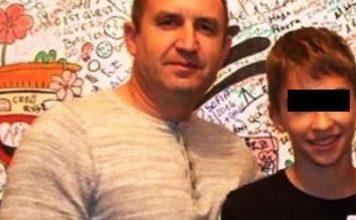 Разпитаха сина на президента в Четвърто районно в София