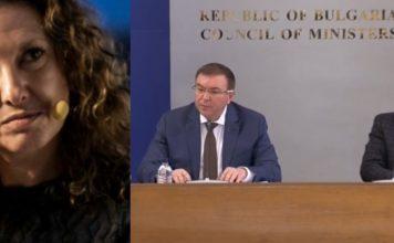 МЪЛЧАНИЕ: Ангелов и НОЩ останаха безмълвни след въпрос на Миролюба Бенатова (ВИДЕО)