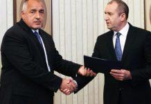 """""""Галъп"""": Радев с почти двойно по-висок рейтинг от Борисов"""