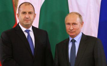 Путин към всички Българи: Радев е вашия човек!