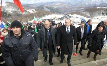 Властта пак отменя честванията за Трети март на Шипка, Радев ще е на върха… И Цвета се кани да ходи