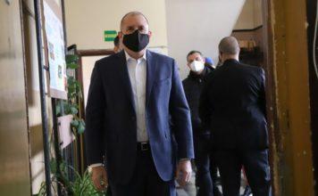 Президентът Радев след машинен вот: Гласувах срещу разпада на държавността и корупцията /видео/