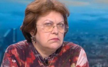 Дончева: Да се стегнем и да довършим броенето, чувалите са отворени и сега вота се манипулира