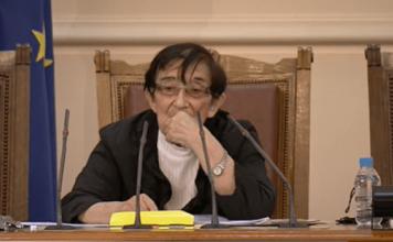 Мика Зайкова: Да замразим депутатските заплати, докато трае кризата