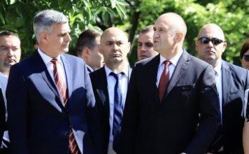 Радев: По темата Северна Македония няма натиск, но изведнъж станах много интересен