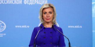 Захарова пак се скара на България: Със собствените си ръце рушите доверието между нас