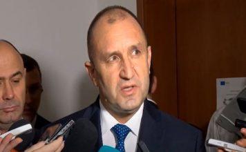 Румен Радев: Край на клошарите и глада! До 2030 г. ще направя България новата Швейцария