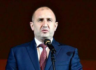 """Румен Радев: Ще се направи всичко възможно за проверка на твърденията, свързани с """"Турски поток"""""""
