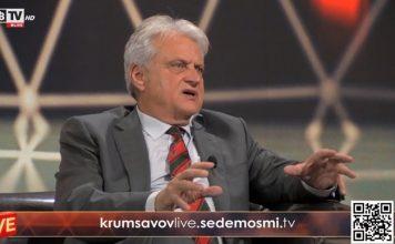 Рашков: Политическият живот стана пазар и търговия. Гешев се превърна в сътрудник на Борисов