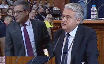 Рашков към Биков и ГЕРБ: Съжалявам, че през мутренските времена не се справихме с Борисов, но има време
