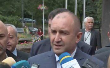 Румен Радев го попиля: Г-н Борисов да се насочи към стендъп комеди, чака го небивал успех!