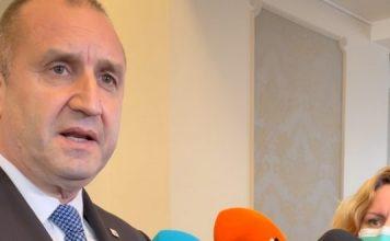 Румен Радев: Метаните пред Ердоган няма да спасят Борисов! Те само доказаха колко е слаб!