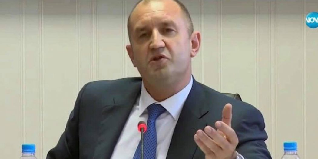 Радев бесен: Партиите се държат така неадекватно, че и Борисов ще заприлича на герой!