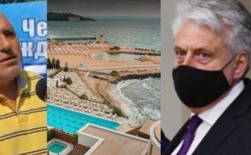 Рашков проверява изкуствен остров край Варна за близо 6 милиона, платени от правителството на Борисов