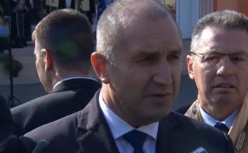 """Радев """"хвърли ръкавицата"""" към Борисов: Да се кандидатира за президент, за да спаси честта на ГЕРБ"""