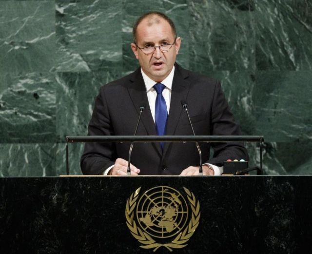 Радев пред ООН: Загрижени сме от ситуацията в Афганистан, Близкия изток и Украйна