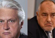 Бойко Рашков за Баце: Това нещо ще втаса в затвора, докато Радев пак ще е президент!