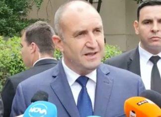 Радев: Нека Борисов, за когото съм диктатор и изедник, излезе в битка с мен на изборите!